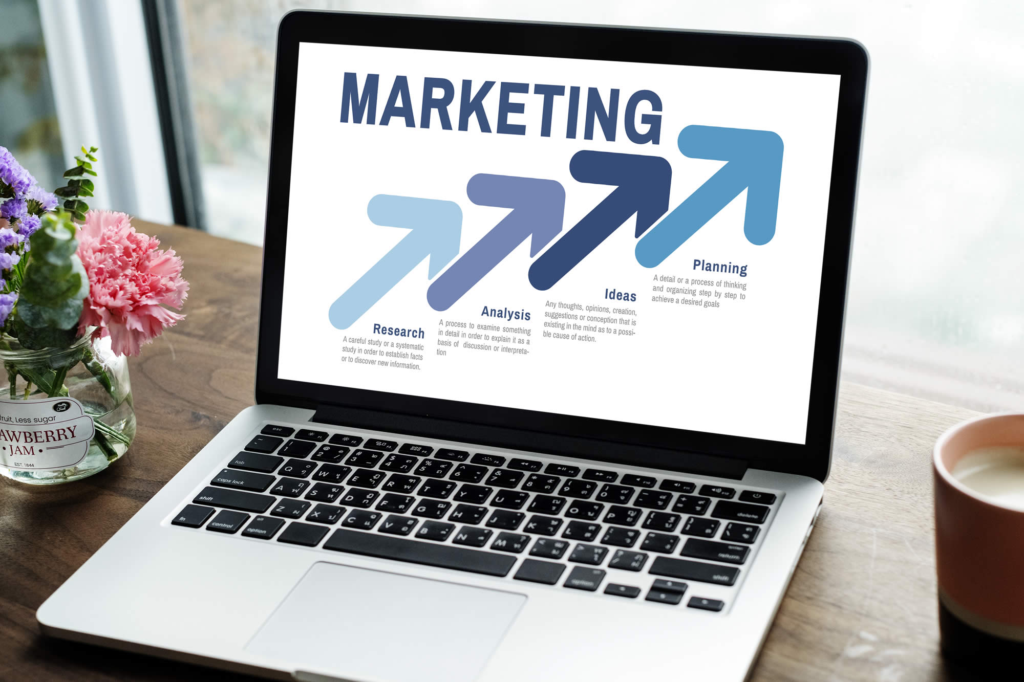 slide web marketing