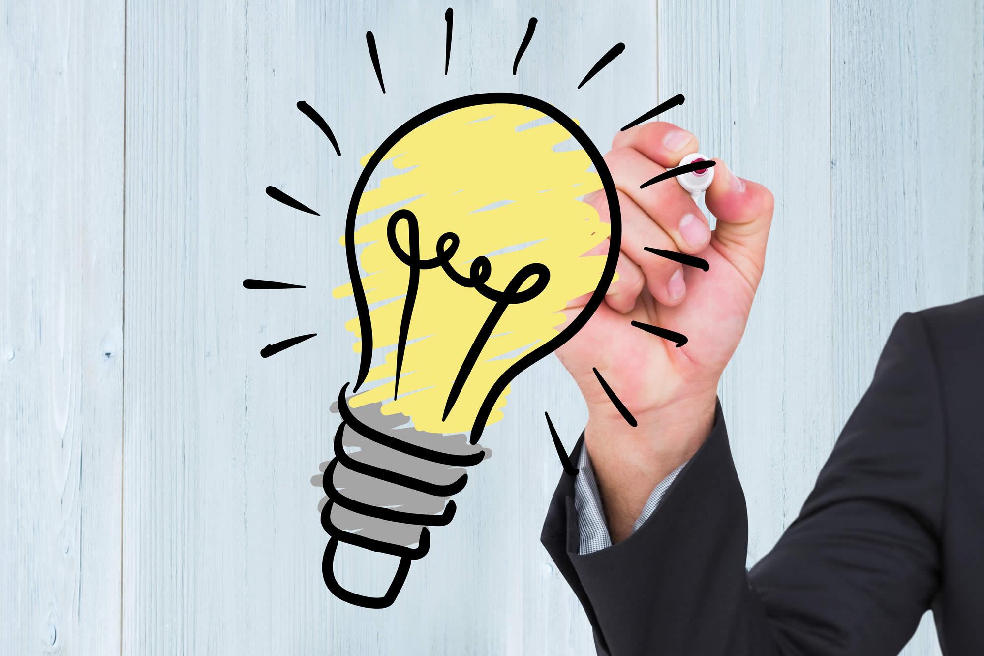 immagine idee e creatività